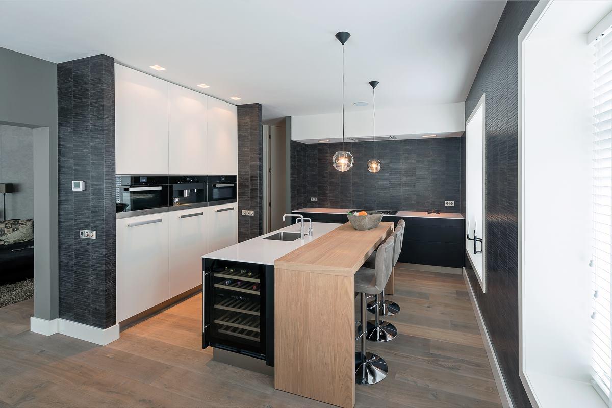 Nostalgische Keuken Amsterdam : fraai Amsterdams appartement plaatsten wij deze stijlvolle Doca keuken
