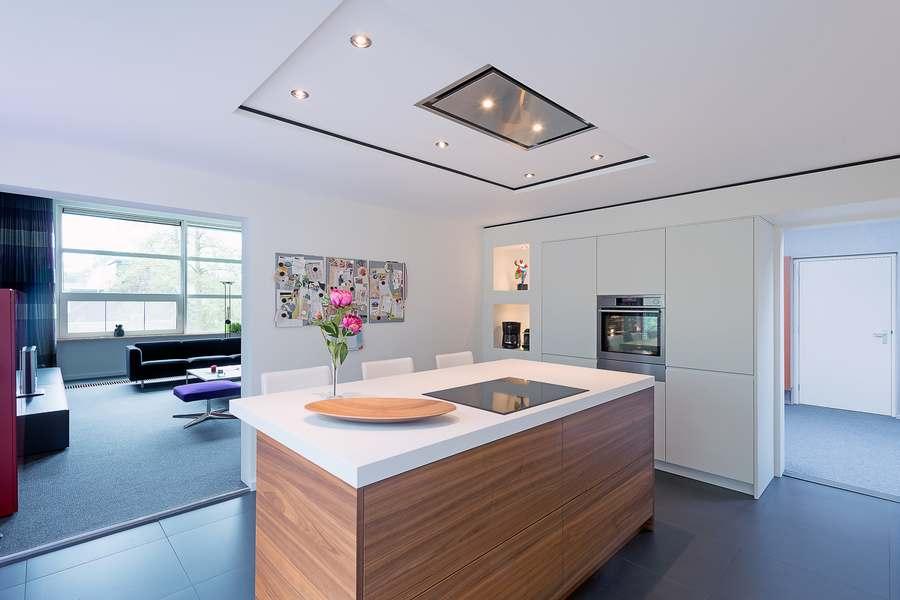 Moderne en tijdloos project met Doca keuken in Houten