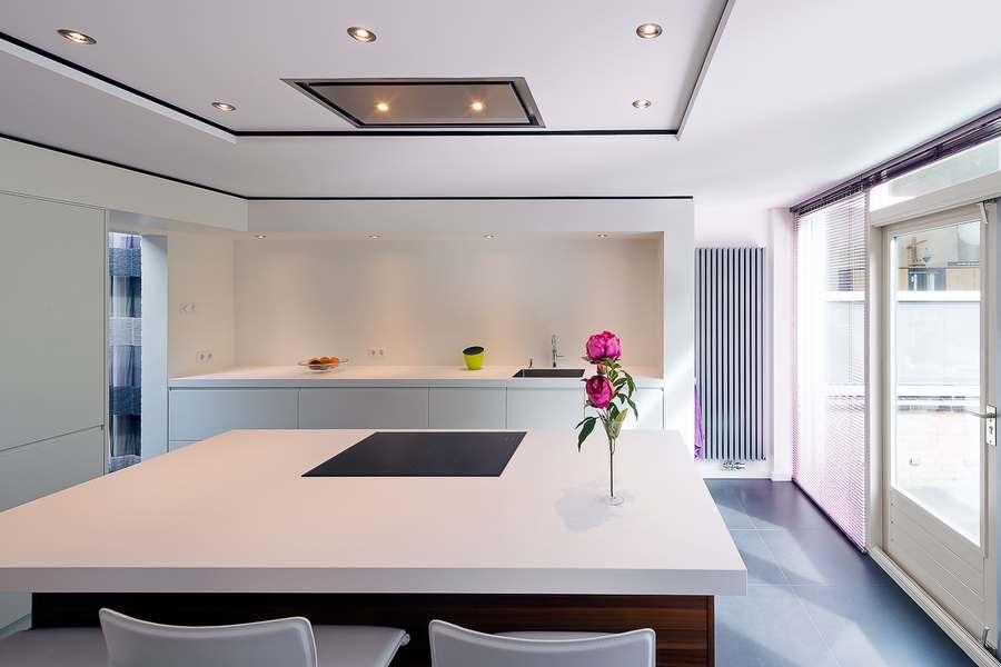 Keuken Fineer Laat Los : Keuken Fineer Laat Los : Moderne en tijdloos project met Doca keuken