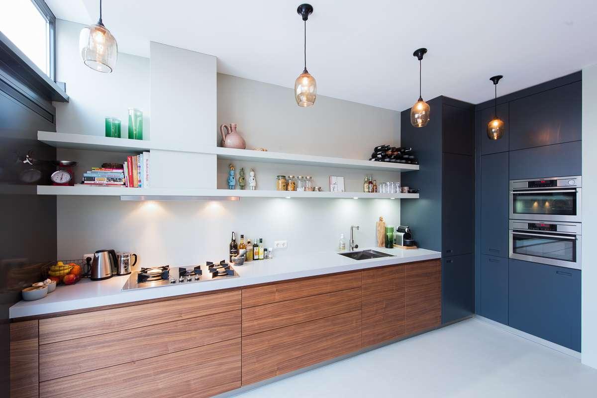 Luxe Keukens Zeist : Stijlvolle Doca maatwerk keuken in hout en lak