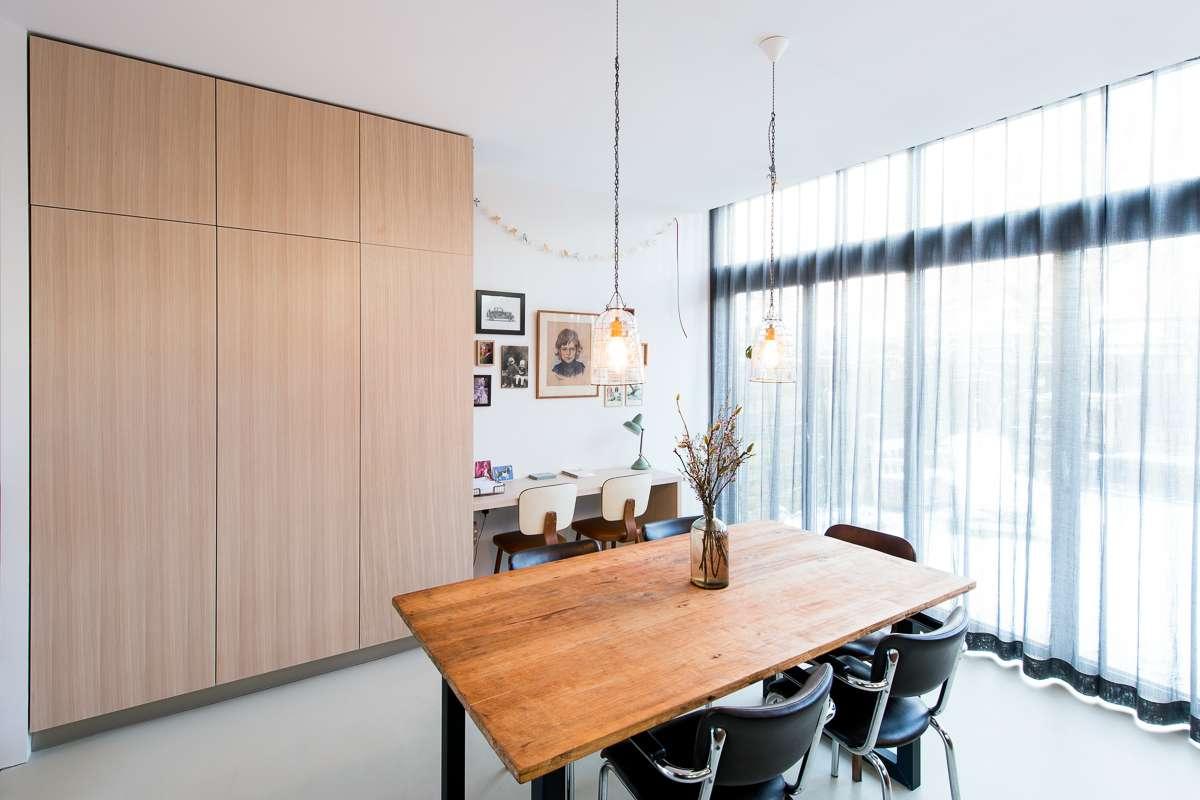 Keuken Fineer Hout : Stijlvolle Doca maatwerk keuken in hout en lak