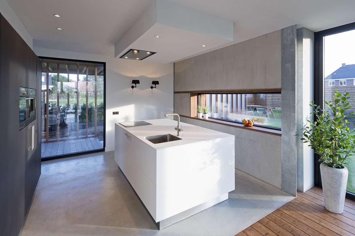 Kastenwand Keuken Moderne : Mooi foto s van moderne kastenwand keuken u kitchen seasons