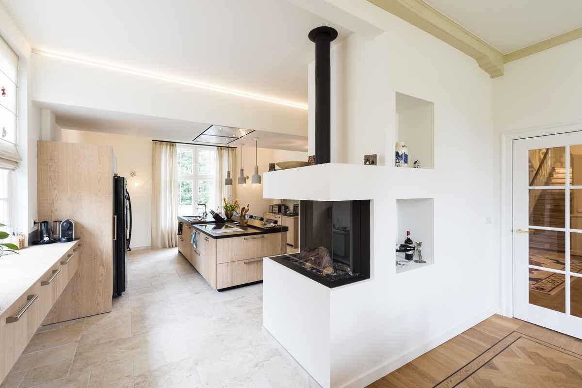 Houten Keuken Prijs : In Heemstede bedachten wij deze houten keuken en invulling